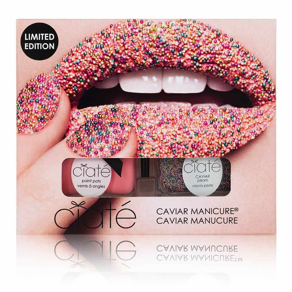Ciate Caviar Manicure Kit - Tutti Frutti Gift Idea for Girls