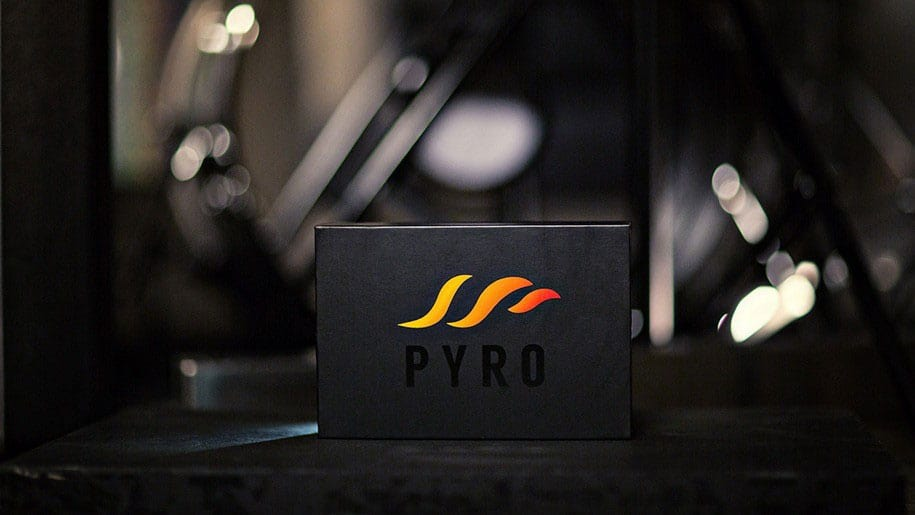 Ellusionist Pyro Fireshooter  Box Packaging