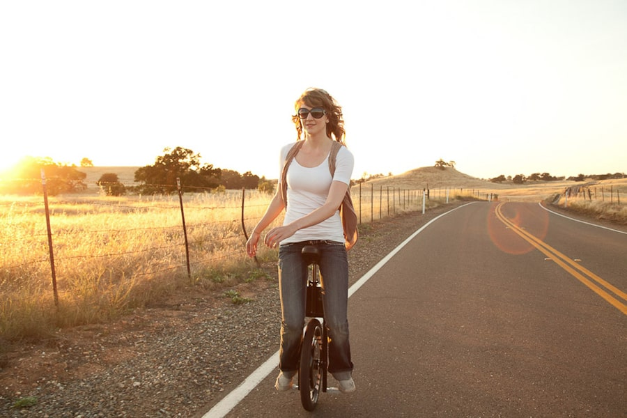 Focus Designs SBU V3 Self-Balancing Unicycle Green Technology