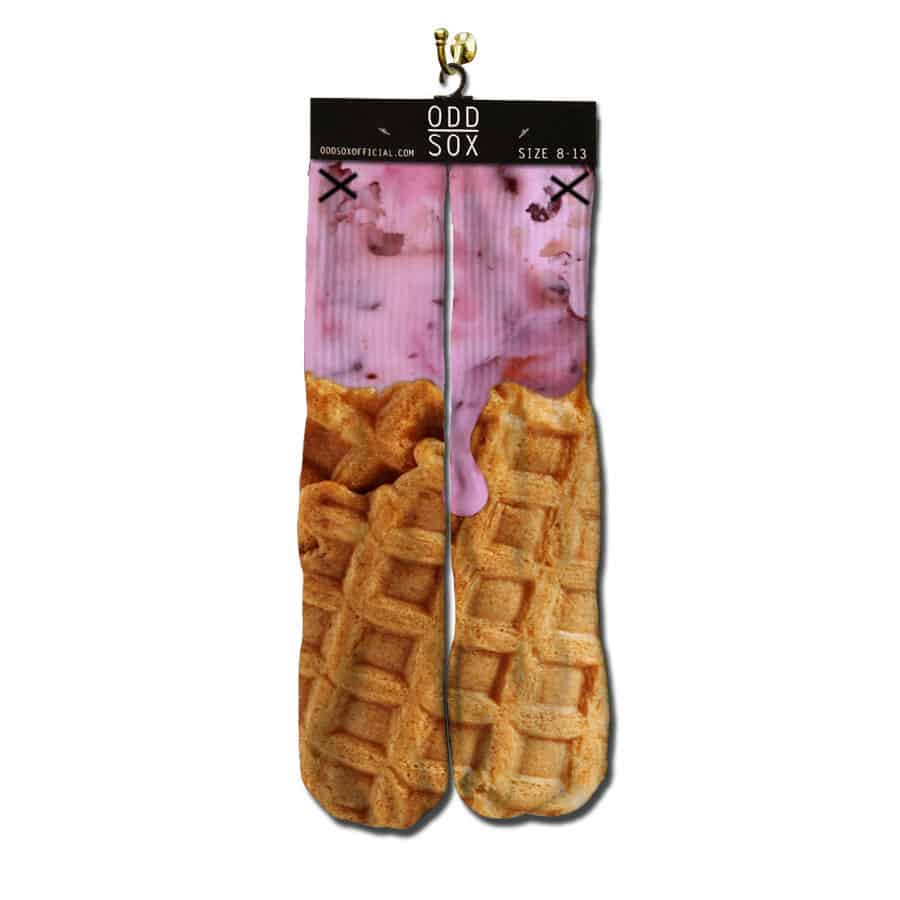 Odd Sox Cone Socks  Cool Gift to Buy