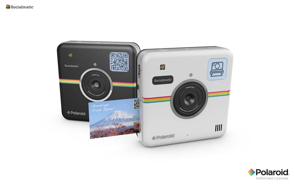 Polaroid Socialmatic Instant Digital Camera Buy Cute Gadget