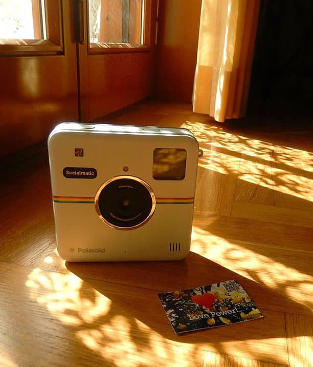 Polaroid Socialmatic Instant Digital Camera Cool Gift to Buy