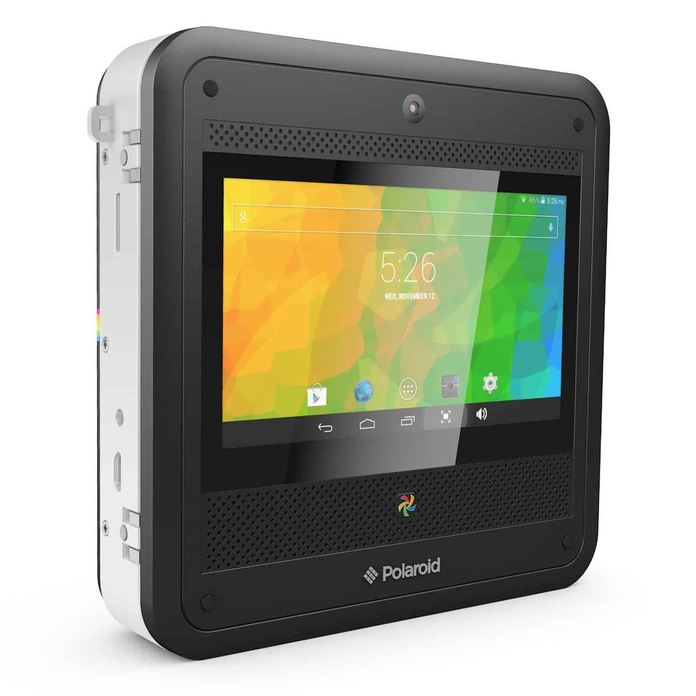 Polaroid Socialmatic Instant Digital Camera LCD Monitor