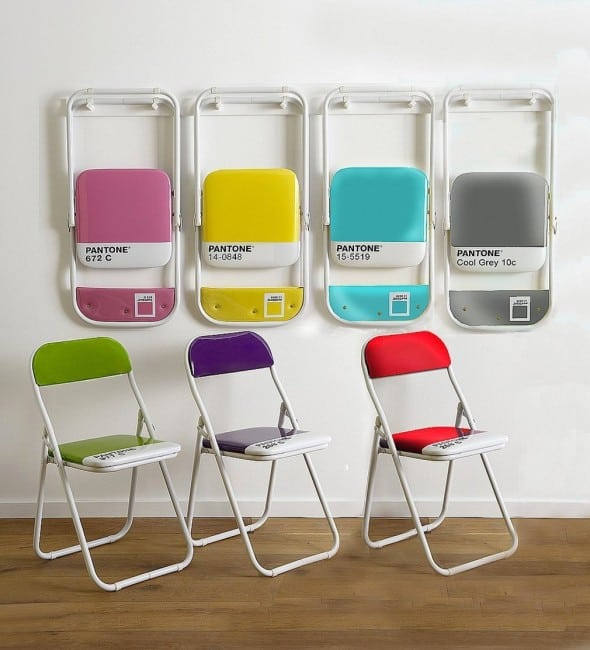 What is the color of your folding chair?