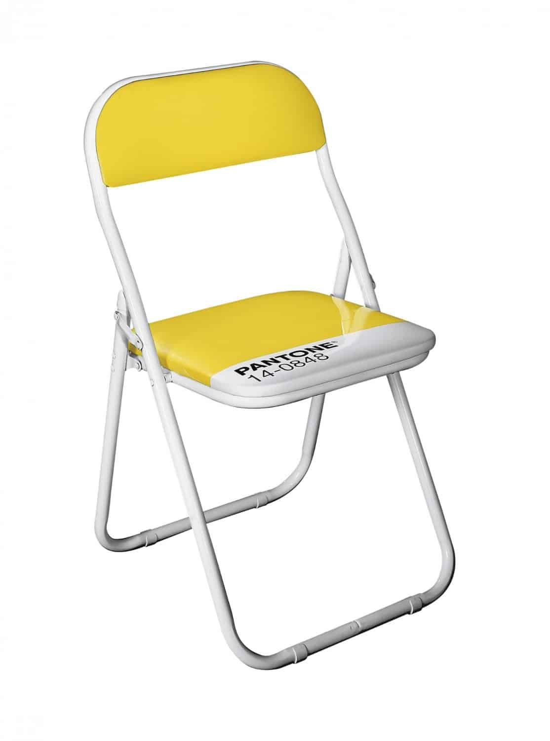 Seletti Pantone Chair Yellow