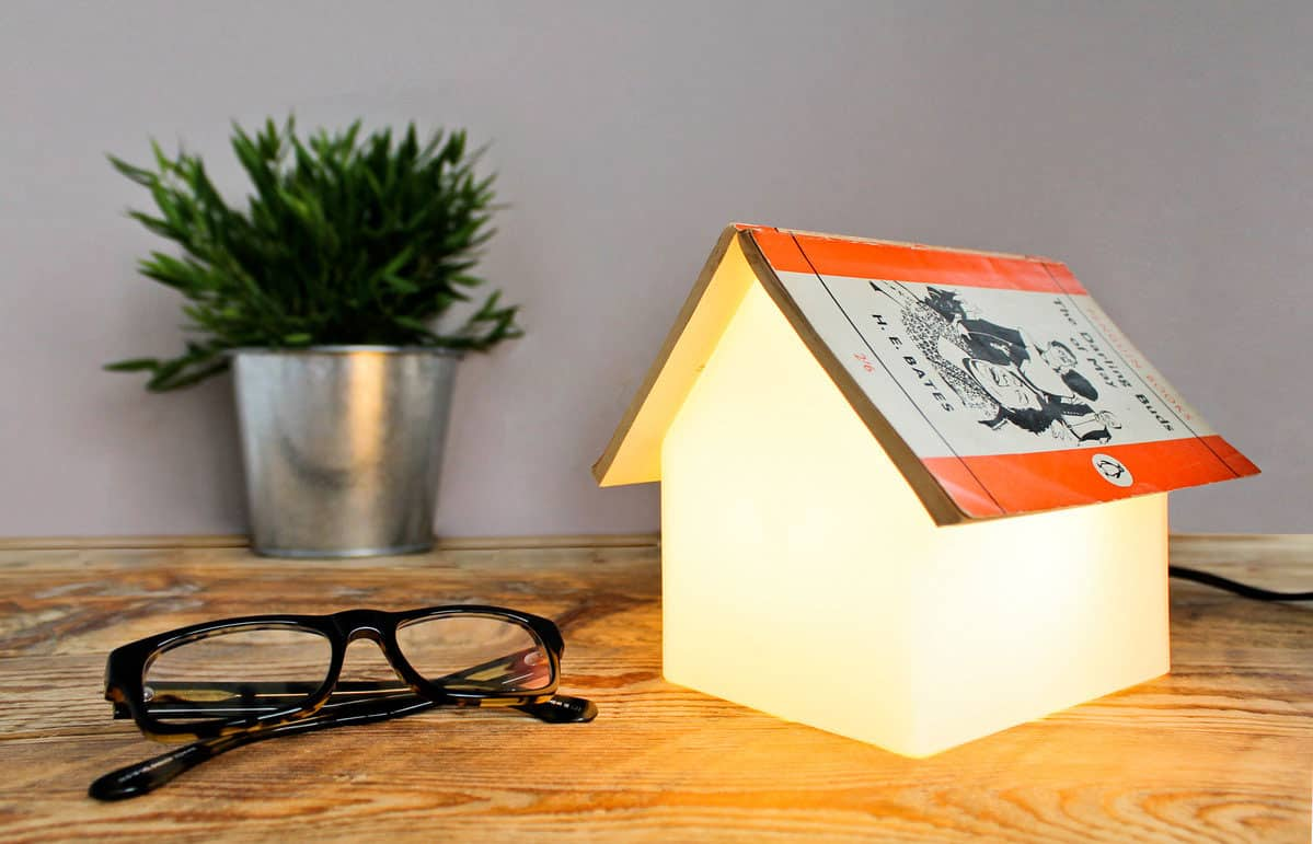 Suck UK Book Rest Lamp Cool Gift Idea for Parents