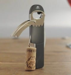 Legless the pirate corkscrew.