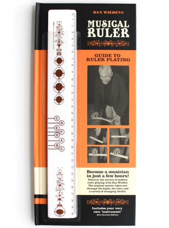 Suck UK Musical Ruler Cool Gift Idea to Buy Kids