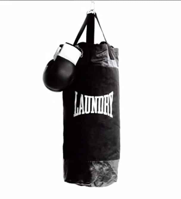 Suck UK Punch Bag Laundry Bag Cool Stuff to Buy