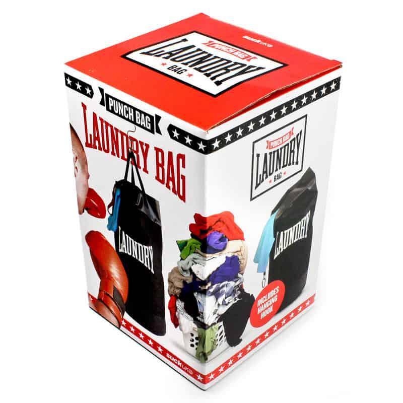 Suck UK Punch Bag Laundry Bag Unique Gift Idea for Kids