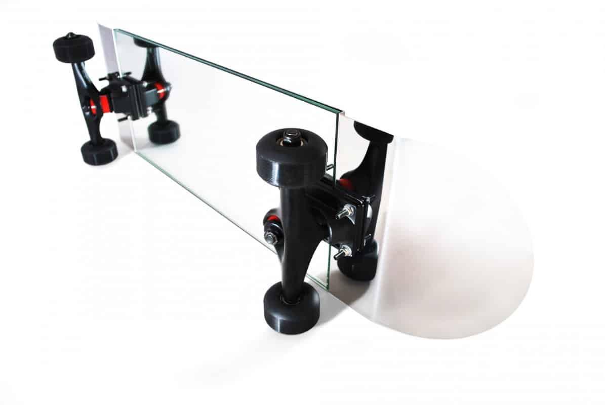 Suck UK Skate Mirror Unique Gift Idea to Buy