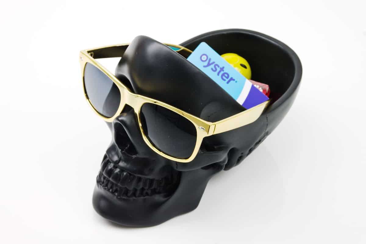 Suck UK Skull Tidy Buy Cool Novelty Item