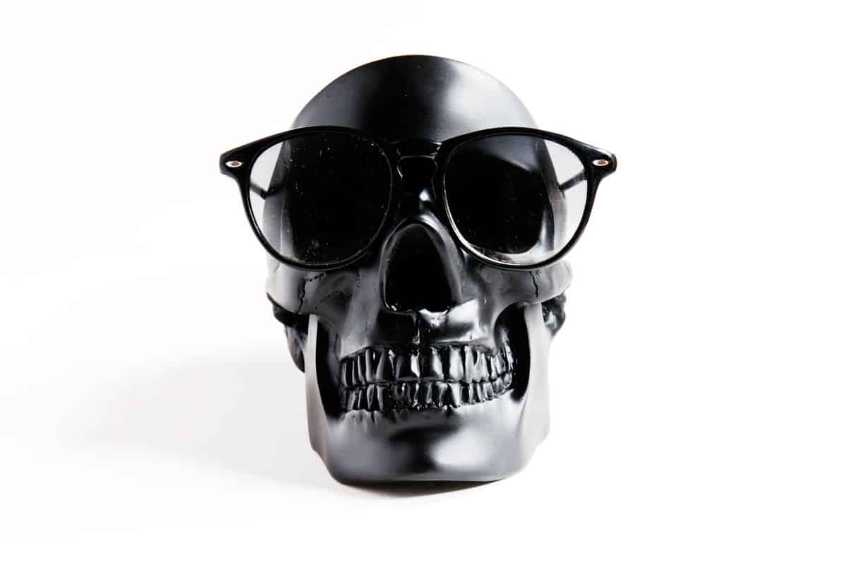 Suck UK Skull Tidy Cool Gift Idea to Buy