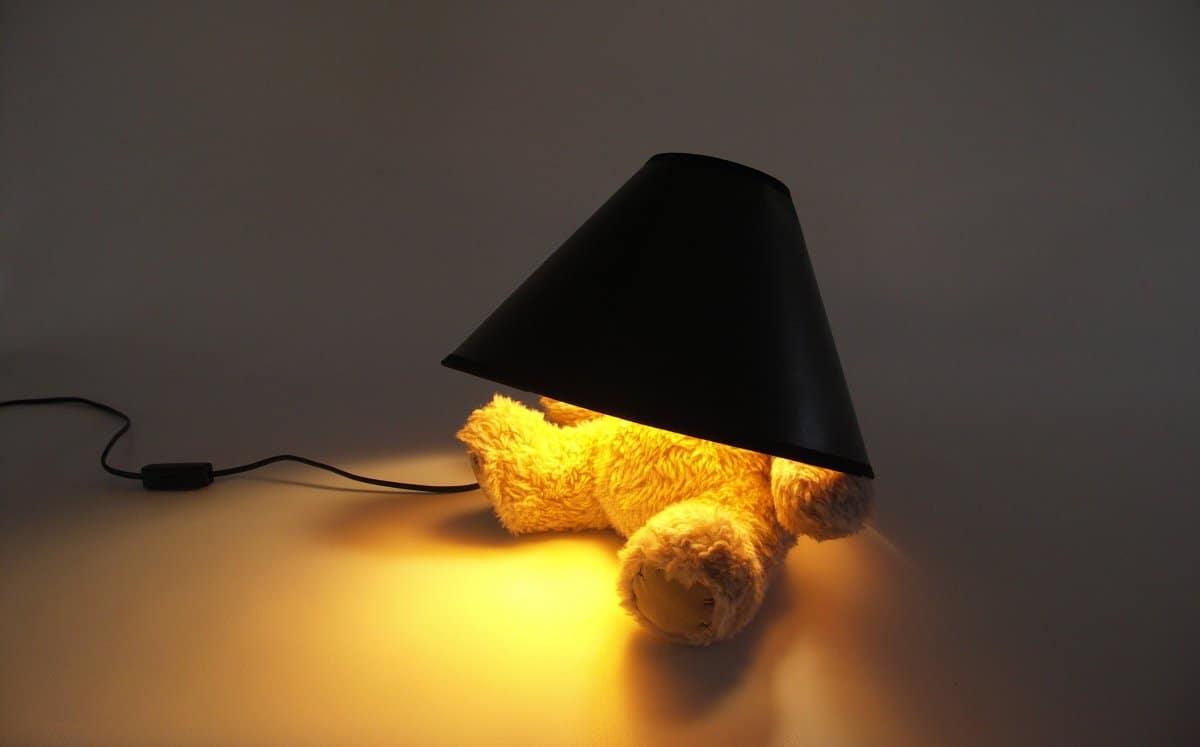 Suck UK Teddy Bear Lamp Gift Idea for Kids
