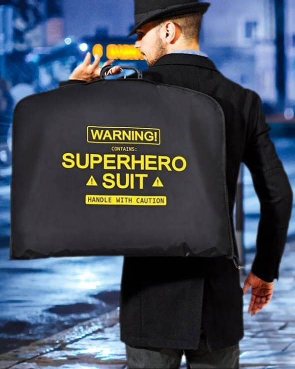 Superhero-Suit-Bag-Carrier-Buy-a-Cool-Travel-Bag-Buy-Gift-for-Him