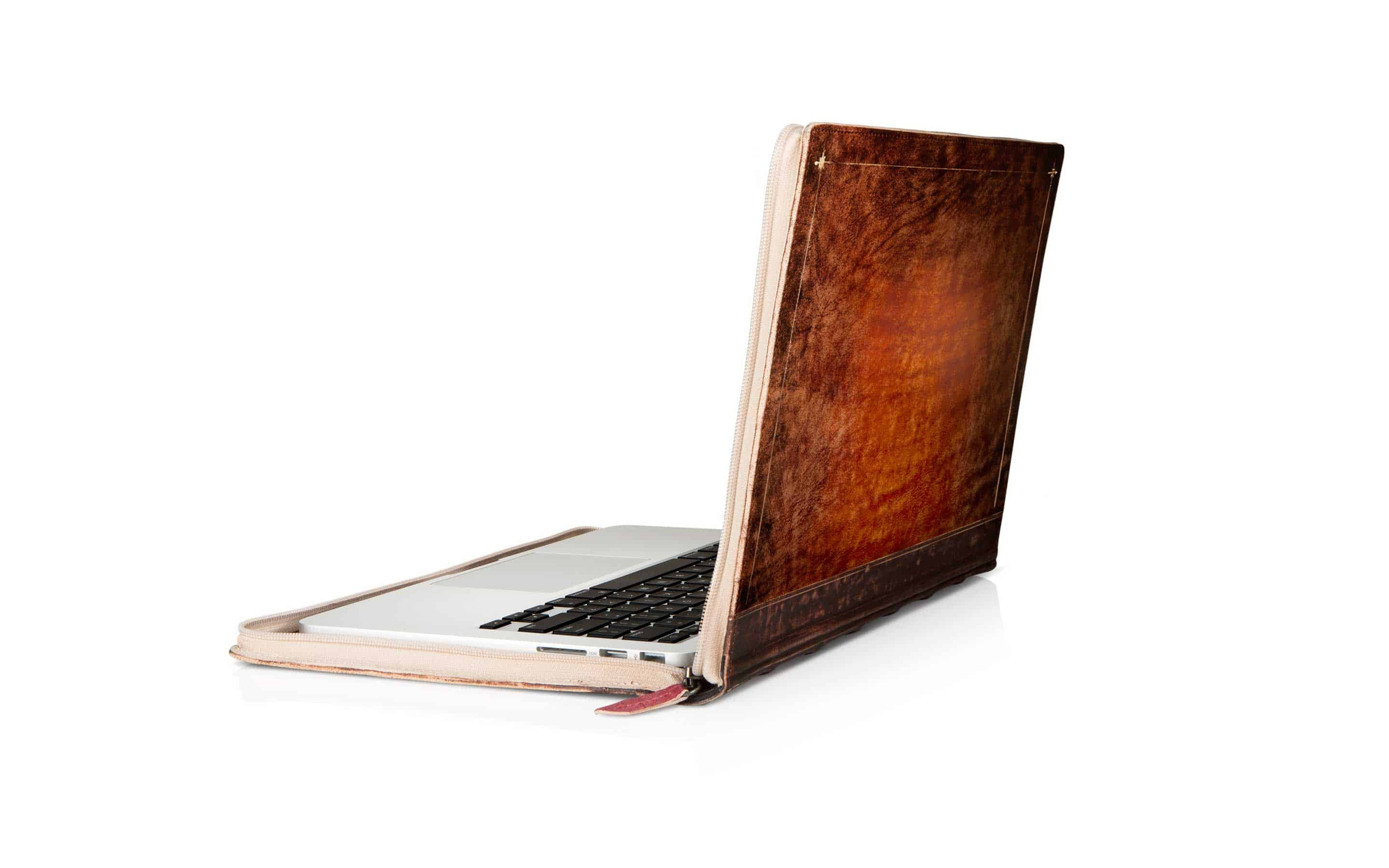 Twelve South Rutledge BookBook for MacBook  Vintage Feel