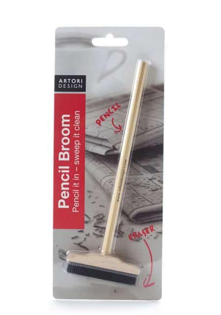 Artori Design Pencil Broom Unique Gift Idea