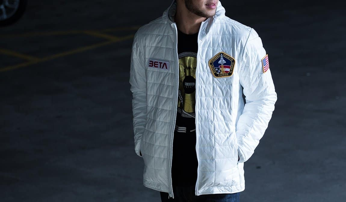 Betabrand Space Jacket Astronaut Fashion Trend