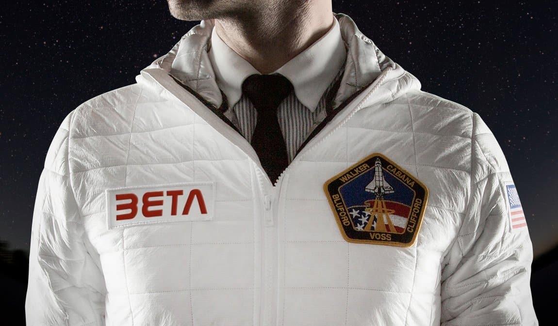 Betabrand Space Jacket Astronaut Wear