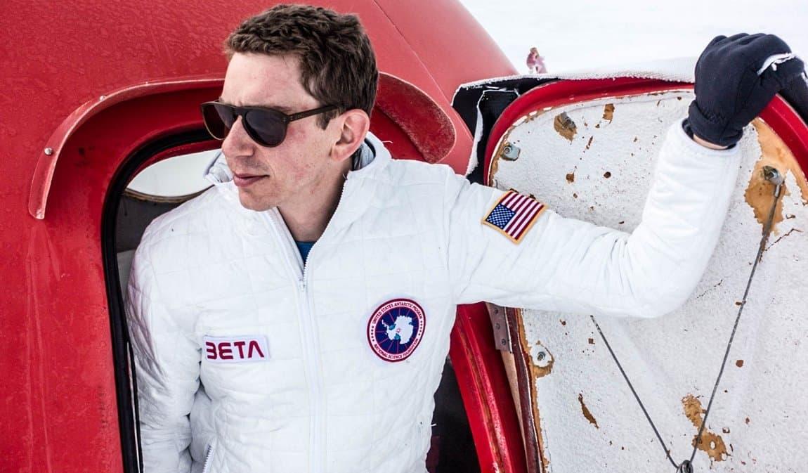 Betabrand Space Jacket Nasa Inspired Design