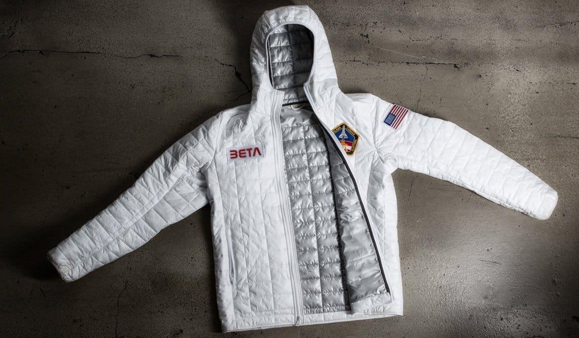Betabrand Space Jacket Unique Gift Idea