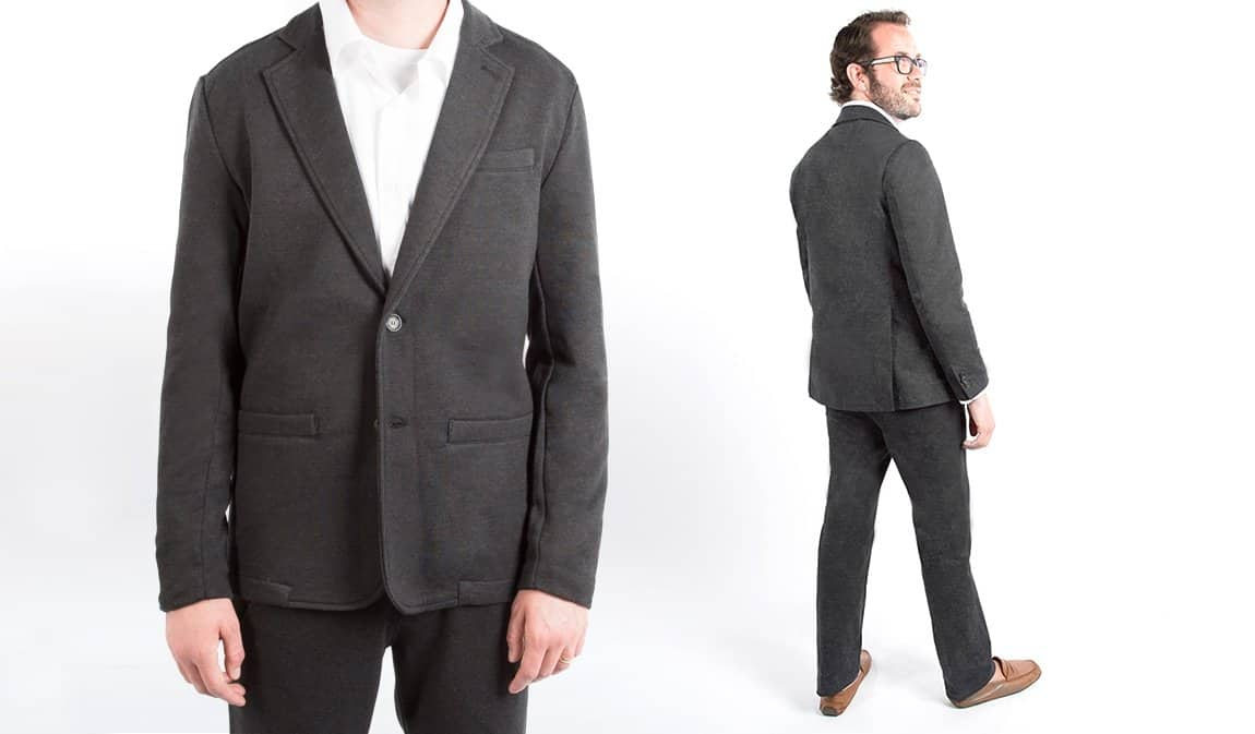 Betabrand The Suitsy Front and Back Details