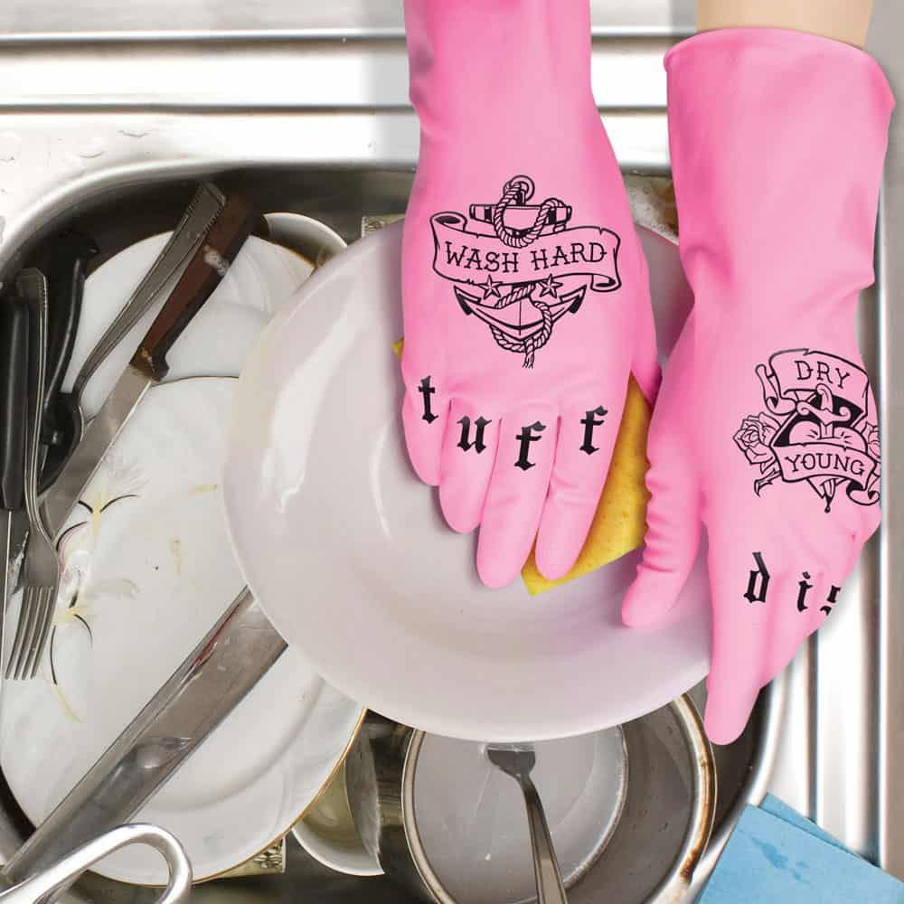 Show your dishes who's boss.
