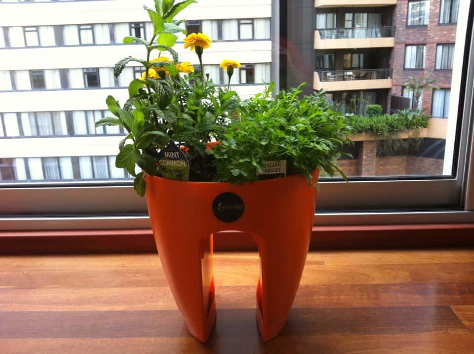 Greenbo Designer Railing Planter Awesome Design Idea