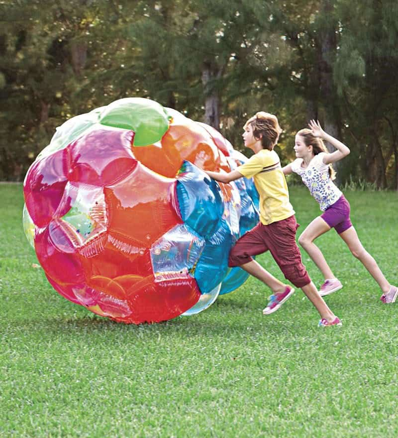 HearthSong Light-Up Kaleidoscopic GBOP Fun Outdoor Activity