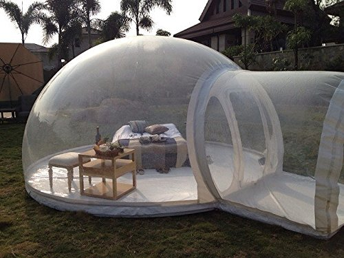 Holleyweb Inflatable Bubble Tent House Dome Noveltystreet