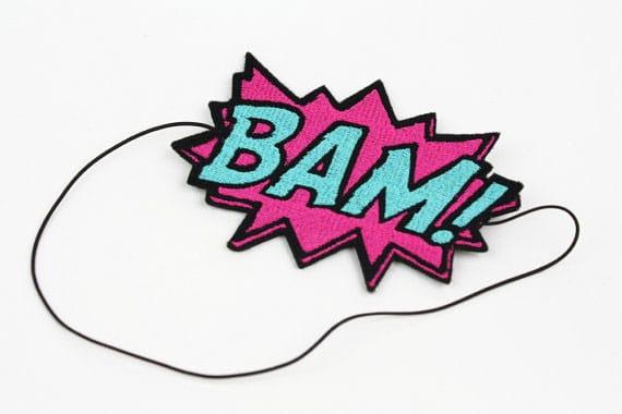 Janine Basil Hats BAM Headband Novelty Item to Buy
