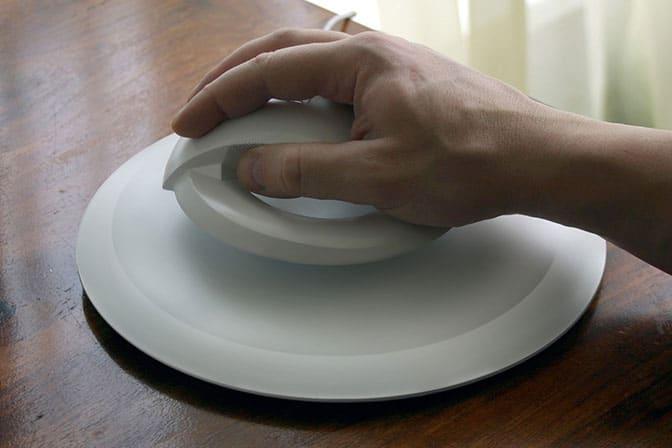 Kibardin Design Levitating Wireless Mouse Carpal Tunnel Syndrome