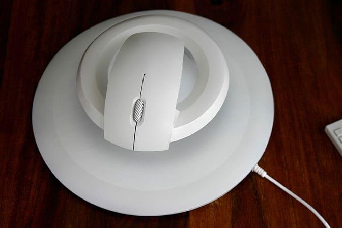 Kibardin Design Levitating Wireless Mouse Cool Product Concept