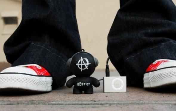 Small speaker with a big attitude