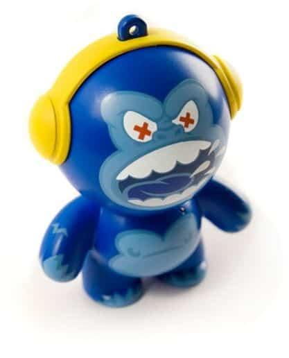 Mobi Headphonies Portable Speakers Cool Novelty Item