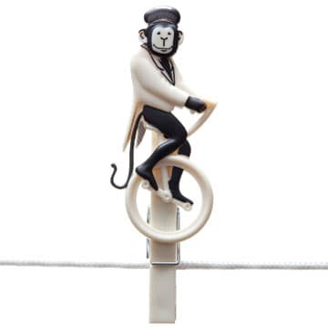 Monkey-Business-Amazing-Pegzini-Family-Laundry-Pegs-Monkey Circus