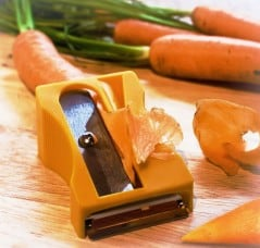 Sharper carrots for sharper people.