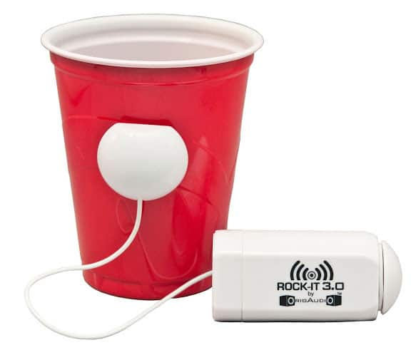Orig Audio Rock-It 3.0 Vibration Speaker Awesome Gadget to Buy