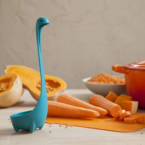 Nessie has recently been spotted in your kitchen.