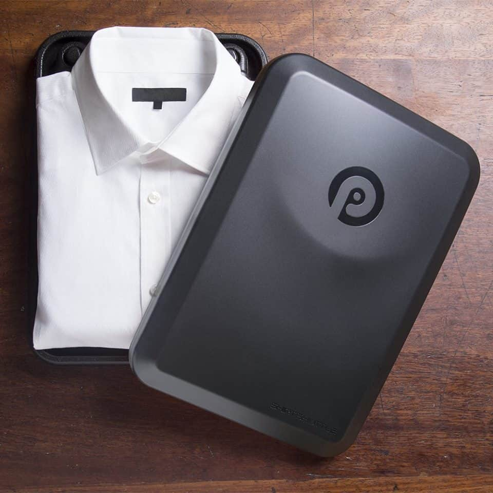 Patrona Shirt Shuttle MK3 Stuff to Buy when Traveling