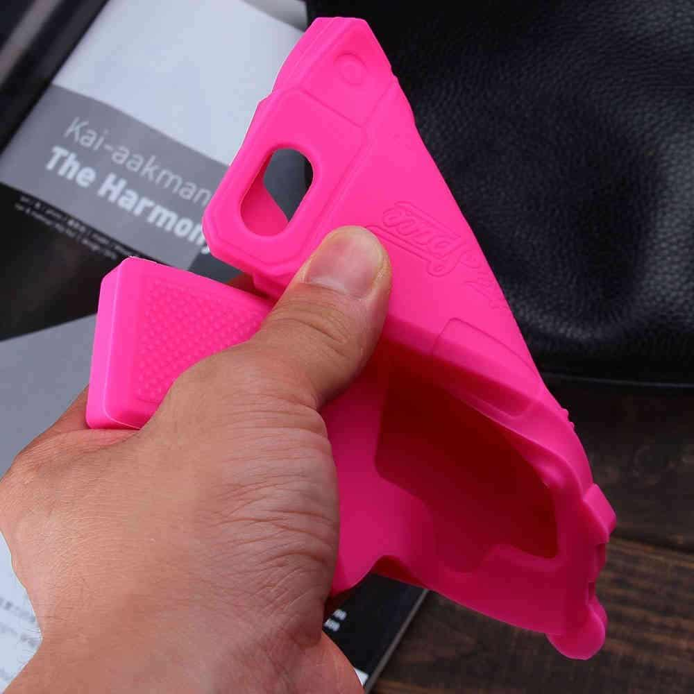 Raytop Gun Shaped Soft Silicone iPhone Cover Bendable