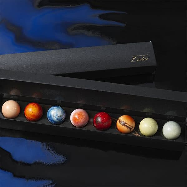 Rihga Planetary Chocolates Cool Things to Buy