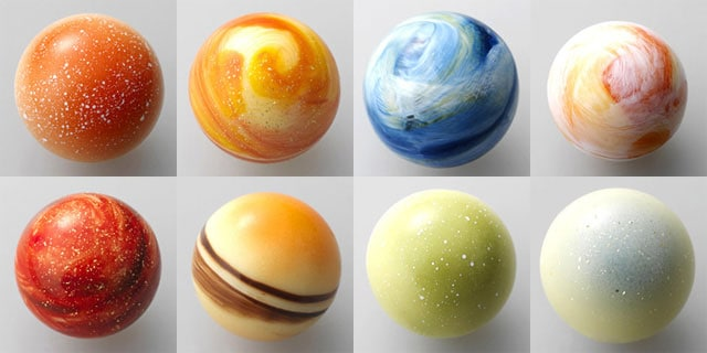 Rihga Planetary Chocolates Exotic Food to Buy