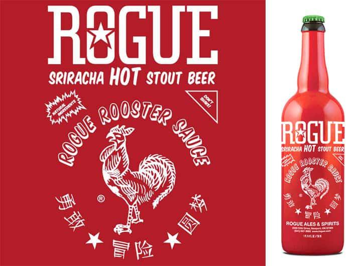 Rogue Ales Sriracha Hot Stout Weird Stuff to Buy