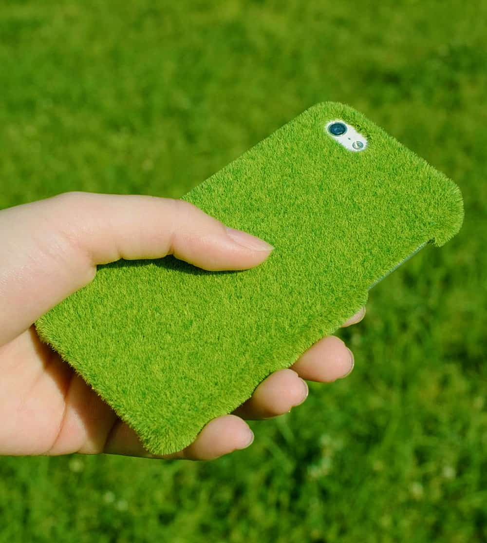 Lawn in your phone.