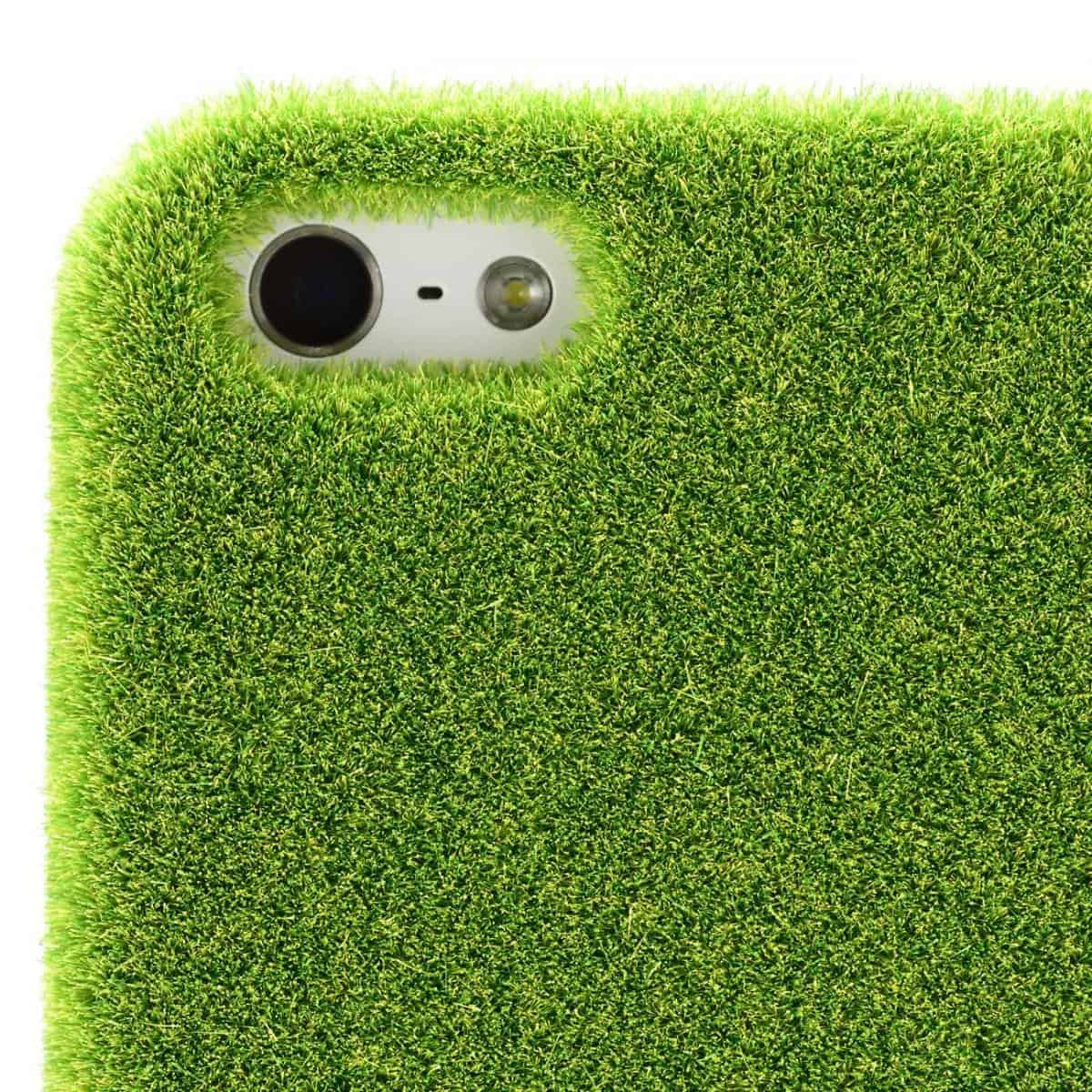 Shibaful Lush Lawn iPhone Cover Weird Things to Buy Online
