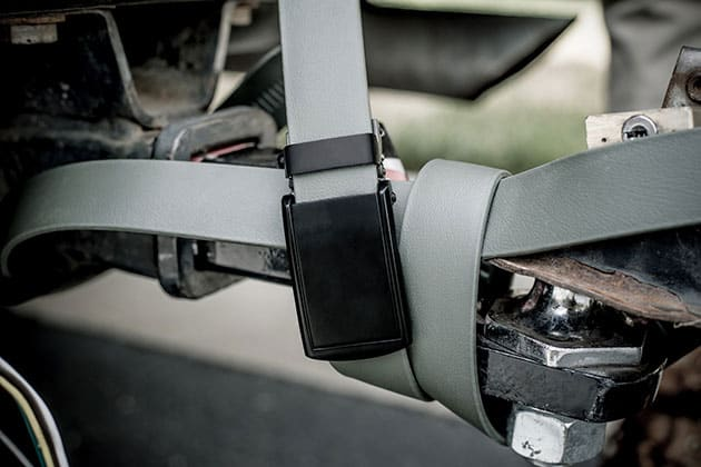 Slidebelts Survival Belt  Accessory for Adventure