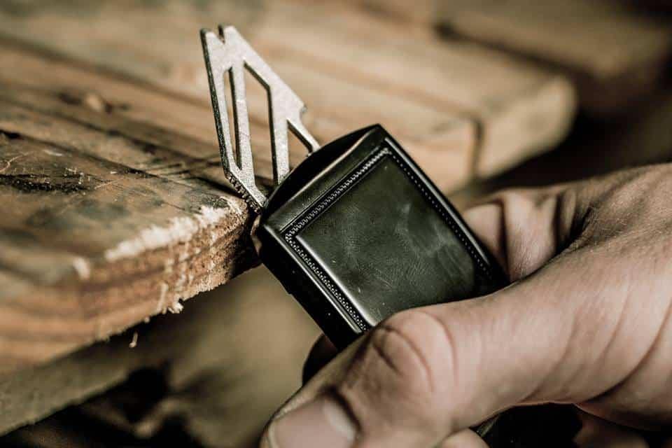 Slidebelts Survival Belt  Knife