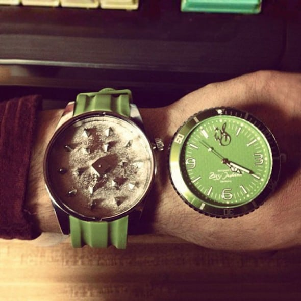 Weed-Star Grinder Watch Cool Things to Buy