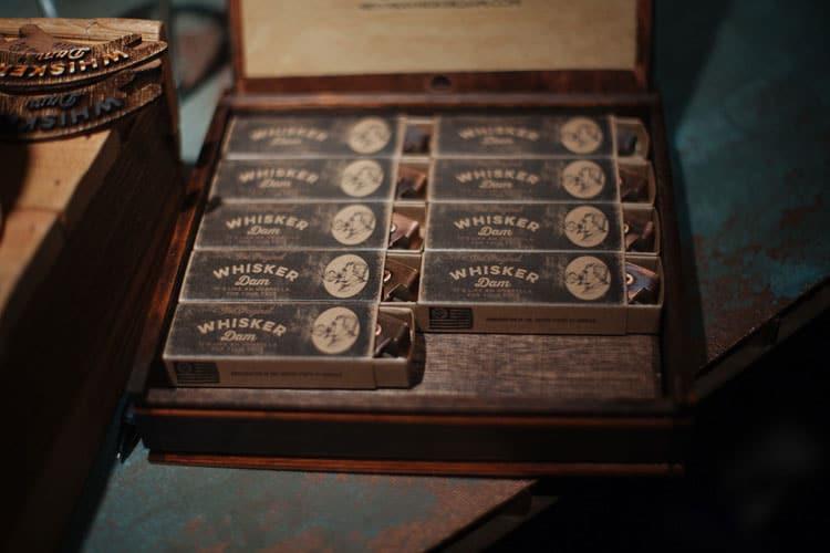 Whisker Dam Mustache Guard Vintage Gift Idea